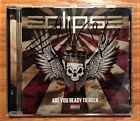 Eclipse - Are You Ready To Rock MMXIV + 4 Bonus (Signed by 2 band members)