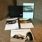 2013 Audi A4 S4 Owners Manual w/ Navigation booklet, warranty guides and case