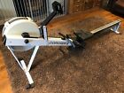 Concept 2 C2 Model D Monitor Indoor Rower Rowing Machine rarely used PM3 fault