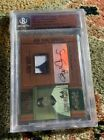 2004 Playoff Prime Cuts auto jersey Roger Clemens bgs