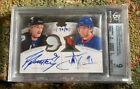 2010-11 The Cup BGS 9 auto signed Steven Stamkos, John Tavares 79 91