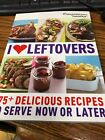 Weight Watchers I LOVE LEFTOVERS Cookbook 175+ Recipes