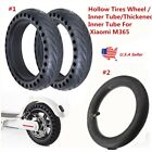 Upgraded Hollow Tires Wheel 8 1 2X2 Inner Tube For Xiaomi M365 Electric Scooter