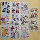 11 Suzys Zoo sticker sheets