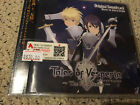 TALES OF VESPERIA FIRST STRIKE SCORE MUSIC OST ANIME GAME CD SOUNDTRACK AUTHENTC