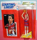 1993 TOM GUGLIOTTA Washington Bullets NM- Rookie -FREE s/h- sole Starting Lineup