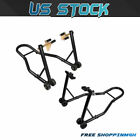 Front Rear Paddock Jack Stand Wheel Lift Universal for Suzuki GSXR  Motorcycle