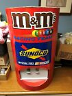 M&M's SUNOCO RACING TEAM CARDBOARD DISPLAY- NASCAR 2004