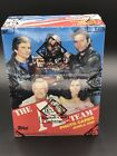 1983 The A Team Non X Out Unopened Box BBCE