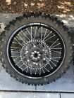 Honda CRF 250 R/X wheel set     EXCEL  Takasago A60 RIMS (19