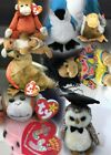 Various Year Beanie Babies YOU PICK! Many Available, New or Display Items w Tags