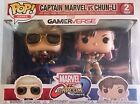 2017 Funko Pop Marvel vs Capcom Infinite Vinyl Figures 20