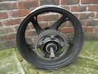 HONDA CB600FA-B HORNET 2012 ORIGINAL REAR BACK WHEEL RIM ROTOR DISC
