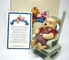 Winnie The Pooh And Friends Sweet Dreams Little One Ceramic Statue Figurine NIB