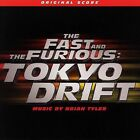 The Fast and the Furious: Tokyo Drift [Original Score] by Brian Tyler (CD,...