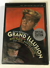 GRAND ILLUSION Jean Renoir 1938 Criterion Collection DVD Sealed OOP
