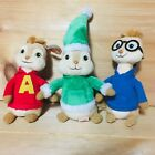 Ty Beanie Babies Theodore, Simon And Chipmunks Chipette Alvin and the Chipmunks