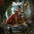 EDGUY Monuments (2017) 50-track 2xCD + DVD digibook album NEW/SEALED