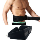 Professional Weight Lifting Belt Back Lumbar Sports Gym Power Training Dead Lift