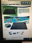 Intex Solar Water Heater Mat Above Ground Swimming Pool 47In X 47In Universal WL