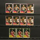 1981-82 Topps Basketball 151 Cards - 34 Different Stars! McHale, Etc. Sku#194