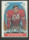 1972 Topps Football Cards 12