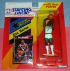 1992 DEE BROWN Boston Celtics Rookie NM+ #7 * FREE s/h * sole starting lineup
