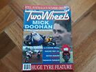 Two Wheels Magazine August 1991 BMW R100GS CAGIVA 900ie Kawasaki 850 Ducati 907
