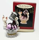 Hallmark Keepsake Ornament Friendship Sundae Hershey Syrup Christmas w/ Box 1994