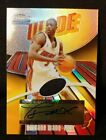 DWYANE WADE 2003-04 TOPPS FINEST ROOKIE AUTO REFRACTOR 193 250 HEAT RARE