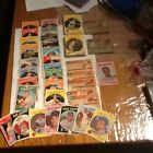 1959 Topps Baseball lot of 84 w 7 high numbers including Gibson - Poor