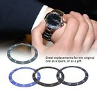 38mm Bezel Insert Watch Wristwatch Ceramic Material Loop Ring Replacement Parts