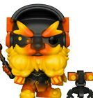 Rare Molten Torbjorn Pop! Vinyl Exclusive Overwatch #350 FUNKO
