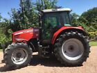 Year 07 Massey Ferguson 6470 dyna tractor 125hp sheep cattle farmers baleing