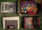 Super Punch Out for the Super Nintendo COMPLETE FREE SHIPPING SNES Punch Out