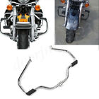 Chrome Engine Guard Crash Bar For Harley Road King Police FLHP Classic FLHRC US