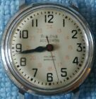 Vintage Mens Bulova Accutron Railroad Approved 214 Wristwatch Running. No Band