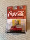 M2 MACHINE COCA COLA 1960 VOLKSWAGEN VW DOUBLE CAB TRUCK CHASE 1 750