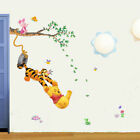 Cartoon Animal Removable Wall Stickers For Kids Room Bedroom Home Decor LP536