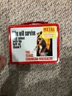 Texas Chainsaw Massacre NEW Metal Lunchbox Tote  Tin Lunch Box Horror Movie