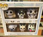 Wetmore Forest Winter Series Flocked Monsters. 3000 Pcs Funko Pop! 6 Pack Set LE