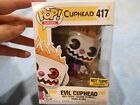 NEW POP FUNKO Games CUPHEAD 417 EVIL CUPHEAD HOT TOPIC EXCLUSIVE Wall Tub