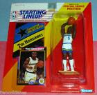 1992 TIM HARDAWAY Golden State Warriors Rookie * Stephen Curry * Starting Lineup