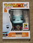 SDCC 2018 EXCLUSIVE FUNKO POP! FUNIMATION DRAGON BALL WHIS LIMITED