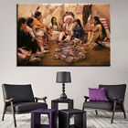 Native American Indian Tribe 1 Panel Canvas Print Wall Art