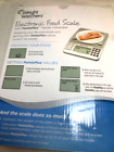 Weight Watchers Electronic Food Scale Points Values Data Base Nutrition