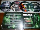 Thrash Domination 2010 / Kill Night JAPAN Agent Steel Nevermore ORG 4CD NEW B4