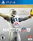 MADDEN NFL 19 - Hall Of Fame Edittion (import version: North America) - PS4