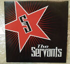 THE SERVANTS - 2003 EP (CD) (Dave Rude / Tesla / Come Along / Clover / Freeways)