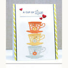 Scrapbooking Cards Making Cutting Dies Embossing Stencil Cups Photo Album Decor